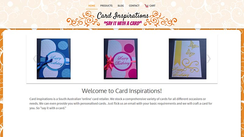 Card Inspirations